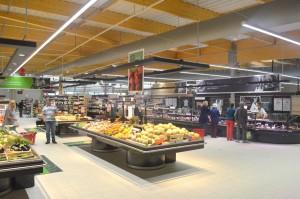 Intermarché Broons-intérieur