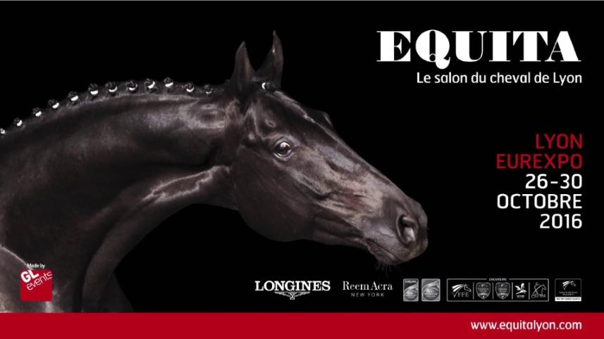 Equita Lyon 2016 - affiche