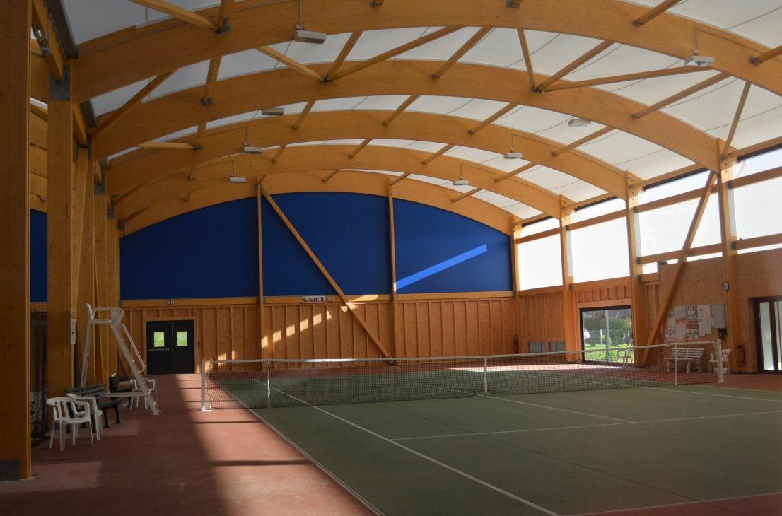 Tennis BOSC intérieur