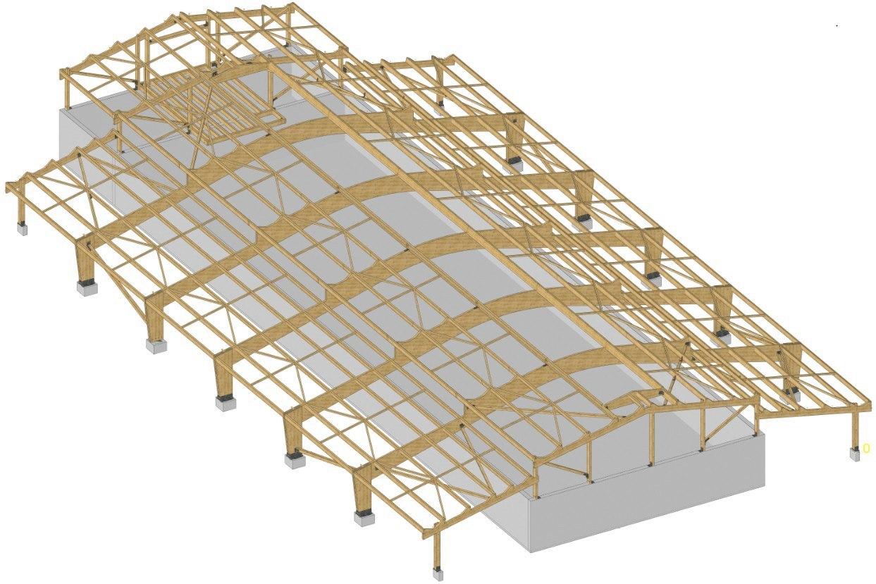 Construction PORCHERIE DRILLET EMG Bretagne